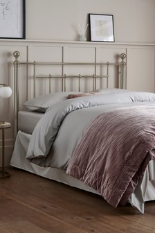 Leamington Metal Headboard