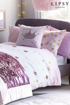 Lipsy Confetti Stars Duvet Cover And Pillowcase Set