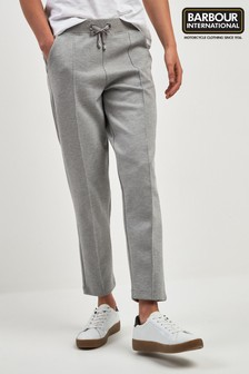 Barbour® International Grey Jersey Bansko Jog Pant