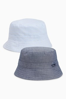 Fisherman Hats Two Pack (0mths-2yrs)