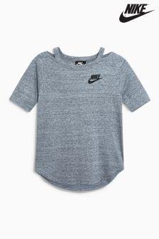 T-shirt Nike à découpes