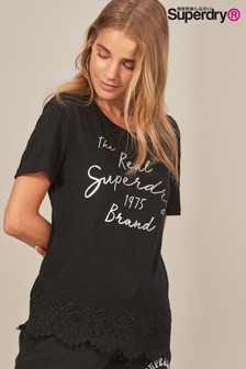 Superdry Somertrees Lace Tee