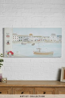 Artist Collection Seaside by Hannah Cole Canvas