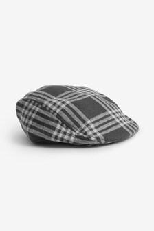 Check Flat Cap (0mths-2yrs)