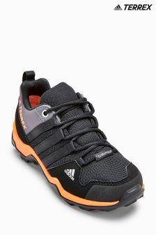 adidas Terrex AX2R, schwarz/orange