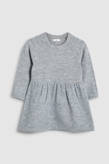 Jumper Dress (3mths-7yrs)