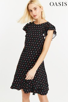 8e8682fe61cf Oasis Dresses | Oasis Maxi & Shirt Dresses For Women | Next