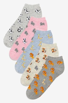 Набор из пяти пар спортивных носков