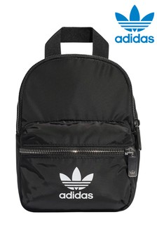 adidas Originals Black Mini Backpack