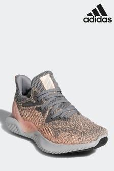 adidas Cream/Pink Alphabounce