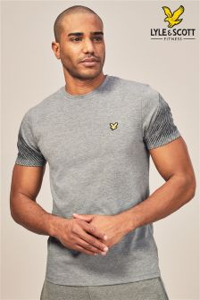 Lyle & Scott Sport Whitfell Graphic T-Shirt