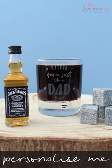Personalised Jack Daniel Gift Set by Signature PG