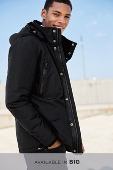 Heavyweight Hooded Jacket