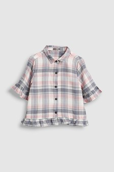 Boot Print Shirt (3-16yrs)
