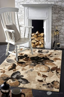 Origins Watercolour Floral Rug