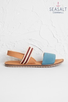 Seasalt Blue Plein Air Sandal