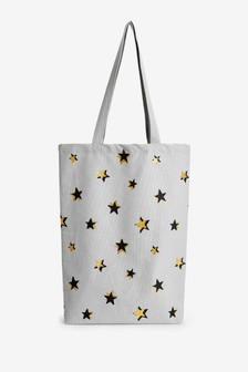 Star Print Shopper