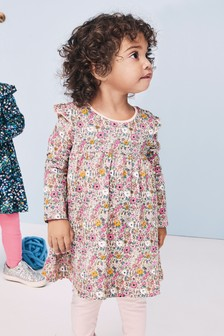 Ditsy Print Dress (3mths-6yrs)