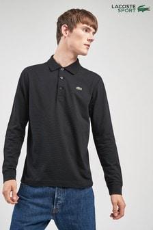 Lacoste® Sport Long Sleeve Polo