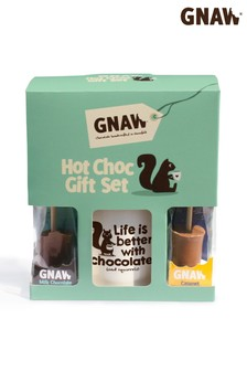 Gnaw Hot Chocolate Mug Gift Set