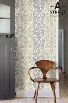Scandi Stripe Wallpaper by A Street