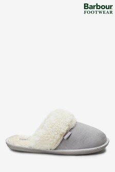 Barbour® Lydia Grey Mules