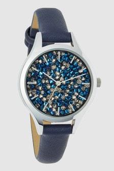 Jewel Dial Watch