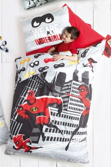The Incredibles Bed Set