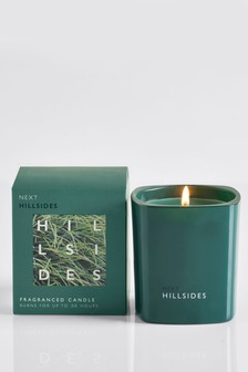 Hillsides Boxed Candle