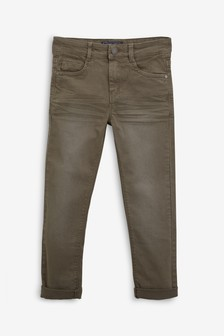 Five Pocket Skinny Trousers (3-16yrs)