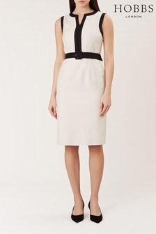 שמלה שחורה דגם Alison של Hobbs
