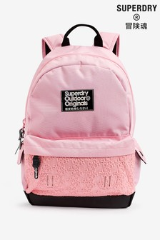 Superdry Pink Montana Backpack