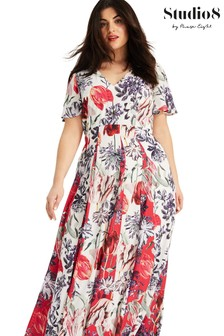 Studio 8 Multi Patricia Floral Maxi Dress