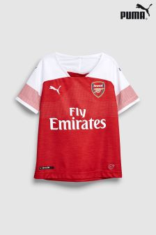 Puma® Arsenal FC 2018/19 Kids Replica Jersey