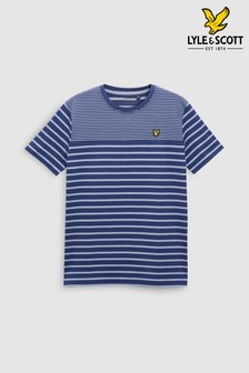 Lyle & Scott Striped T-Shirt