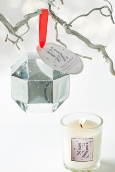 Fizz Bauble Candle