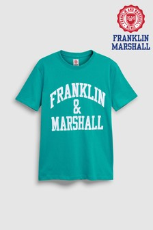 Franklin & Marshall Logo T-Shirt