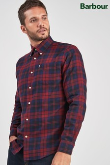 Barbour® Red Stapleton Seth Shirt