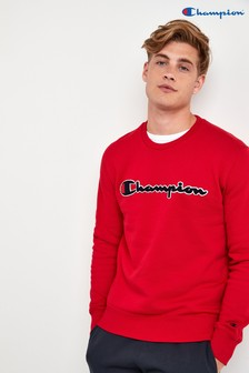 Champion Logo Sweat Top