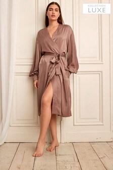 Collection Luxe Premium Luxe Satin Robe