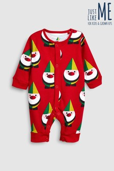 Babies Elf Romper (0mths-3yrs)