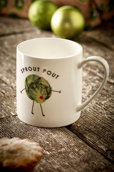 Sprout Pout Mug