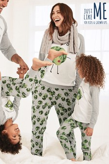 Just Like Me Womens Sprout Pyjamas
