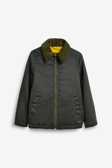 Barbour® Winter Sage Munro Boys Jacket