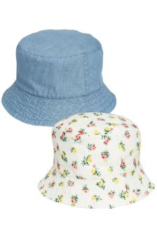 Hats Two Pack (Older)