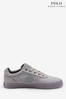 Polo Ralph Lauren Triple Hanford Canvas Trainers