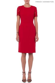 French Connection Red Bodycon Dress