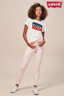 Levi's® Light Lilac Skinny 501® Jean