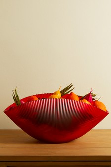 Large Curved Bowl