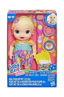 Baby Alive Super Snacks Snackin Lily Baby